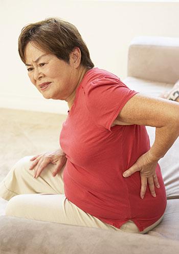 Lumbar Disc Herniation Back Pain