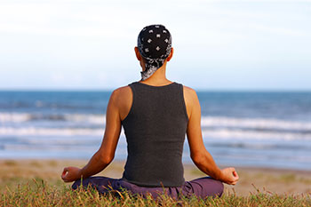 5 Top Healthy Lifestyle - Meditation
