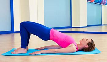 Bridging for Back Pain