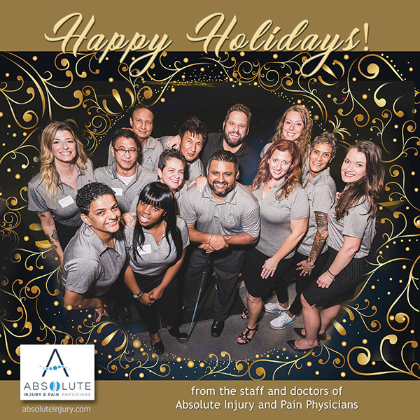 Happy Holidays from Absolute
