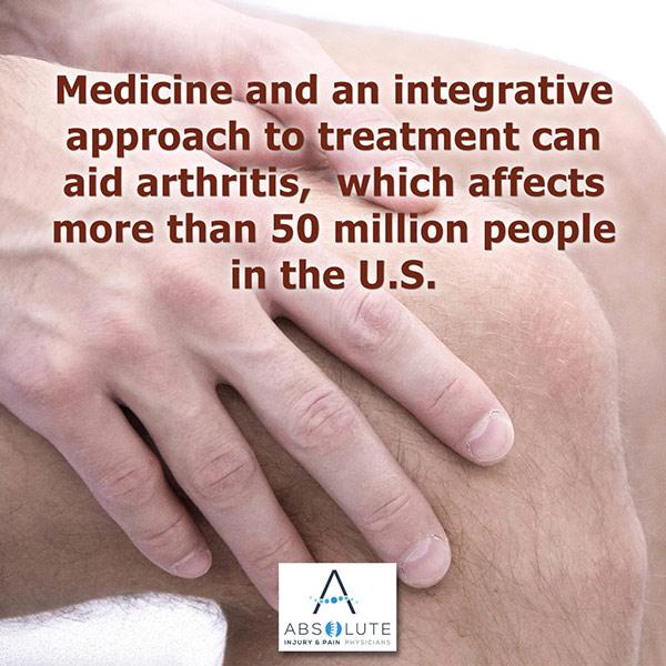 Osteoarthritis joint pain