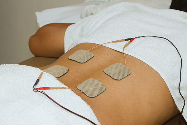 Therapeutic modalitie: Electrical muscle stimulation