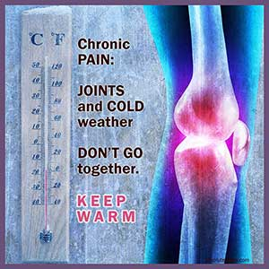 Cold Weather and Chronic Pain