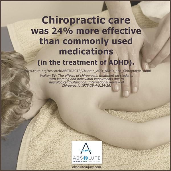 adhd alternative treatments chiropractic