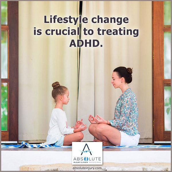 adhd alternative treatments lifestyle change