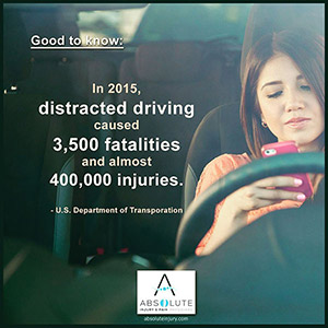 Good to Know: Distracted Driving