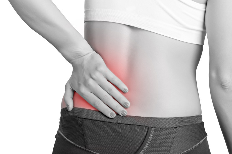 upper back pain management