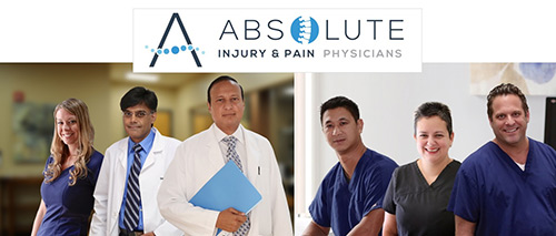 Absolute Injury and Pain Physicians Rebrand