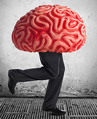 Brain and Body Talk: Stop Stress or Injury Cycles