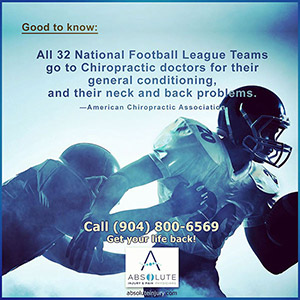 Good to know: Chiropractic and Football