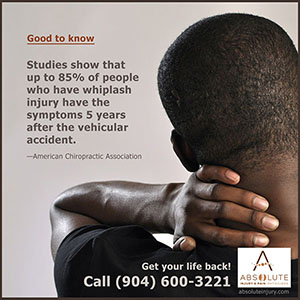 Whiplash and Vehicular Accidents