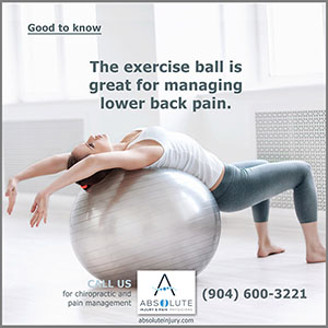 Grab an Exercise Ball for Your Low Back Pain!