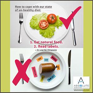 Natural Food vs. Food Additives