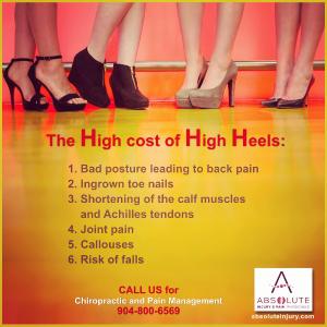 High Cost of High Heels