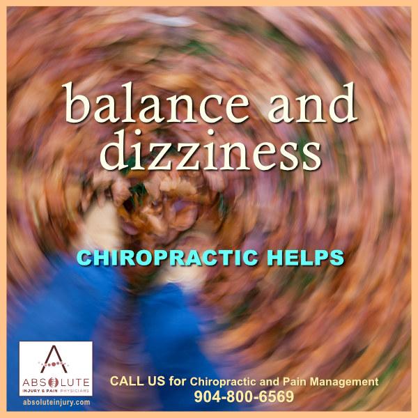 balance and dizziness