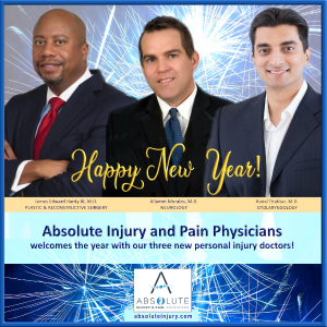 New Year, New Personal Injury Doctors at Absolute!